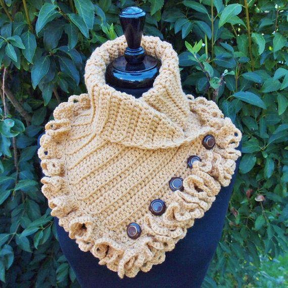 bufandas crochet (1)