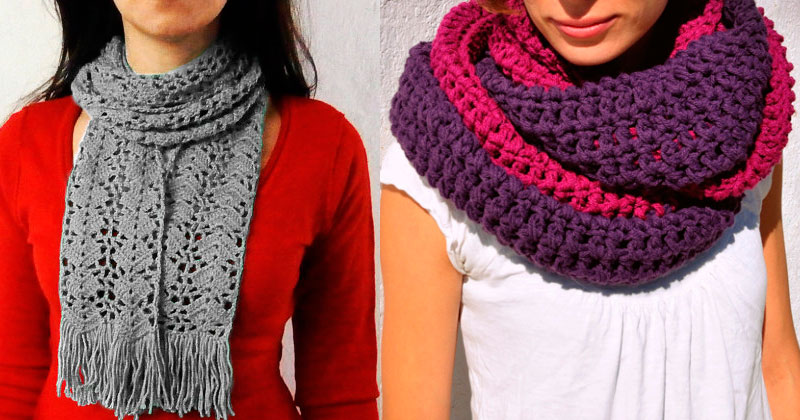 bufandas crochet (3)