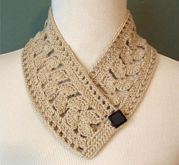 bufandas crochet (4)