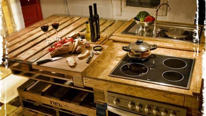 paletes moveis cozinha