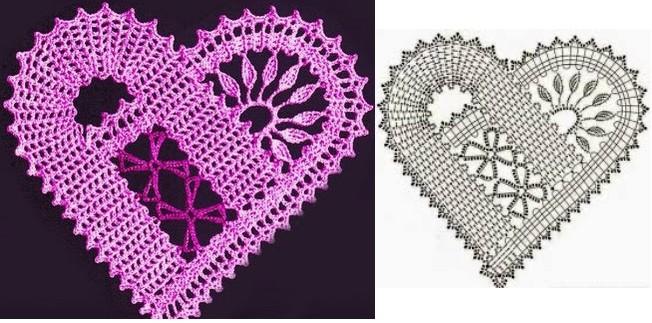 crochet hearts (29)