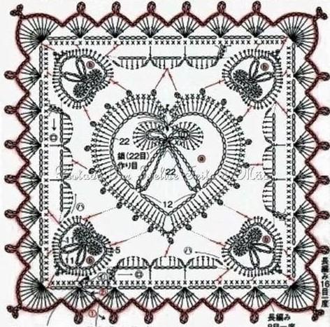 crochet hearts (32)