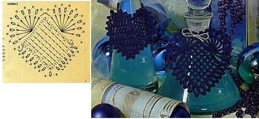 crochet hearts (5)