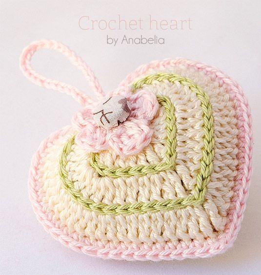 crochet hearts (9)