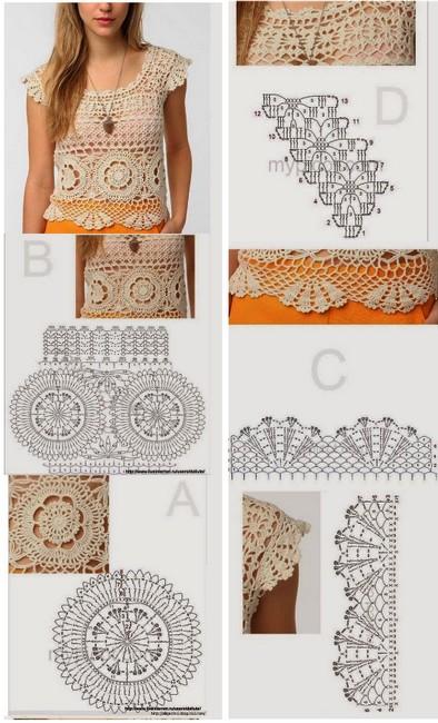 crochet bluse (20)