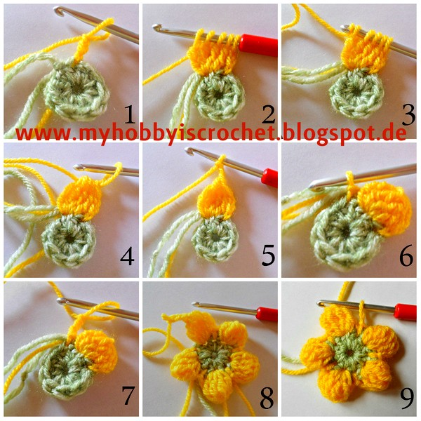 crochet flower pattern (25)