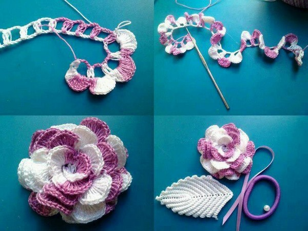 crochet flower pattern (29)