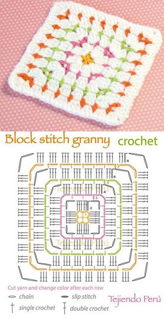 grannys squares (2)