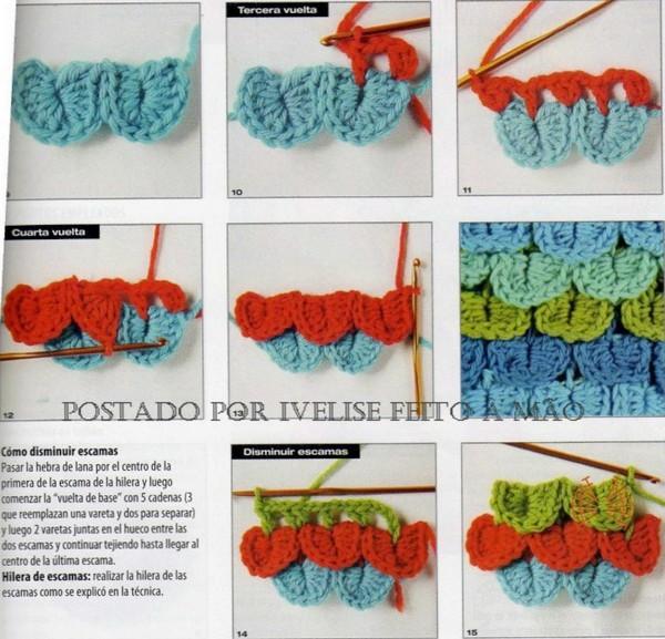 18 Buhos tejidos al crochet con patrones y paso a paso ...
