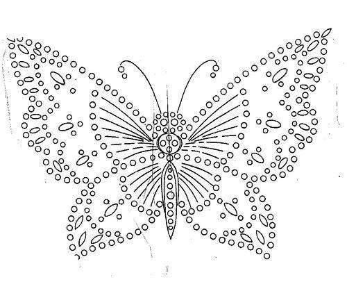 20 mariposas en crochet con diagramas  u22c6 manualidades y