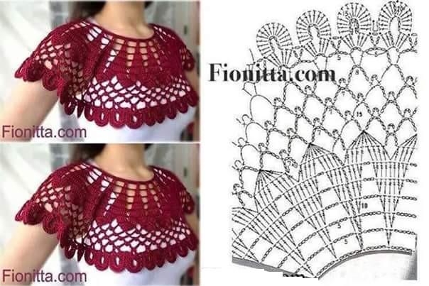 cuello crochet (17)