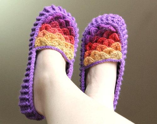 cómo-tejer-a-crochet-el-punto-cocodrilo-o-escamas (2)
