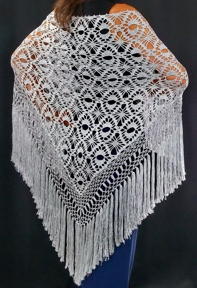 chales en crochet patrones (6)