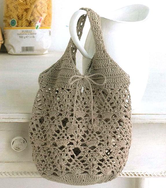 Selección de 10 fabulosos bolsos y bolsas en crochet ⋆ Manualidades ...