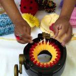 maquina tejer crochet