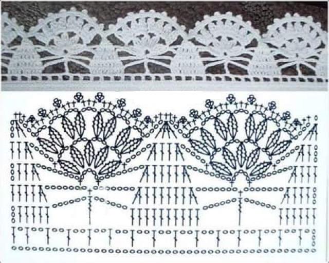 Fantástica blusa tejida a crochet / Patrones - Manualidades Y ...