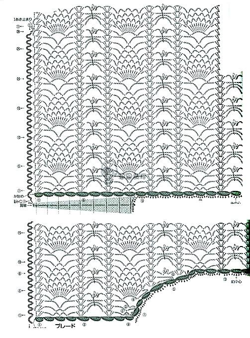 Blusa de Crochet para Verano Fácil de Tejer ⋆ Manualidades Y ...