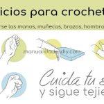 ejercicios crocheteras