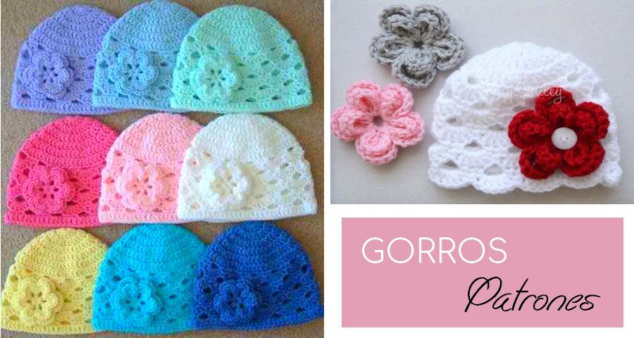 Gorro Tejido a Crochet para Niños - Manualidades Y DIYManualidades Y DIY