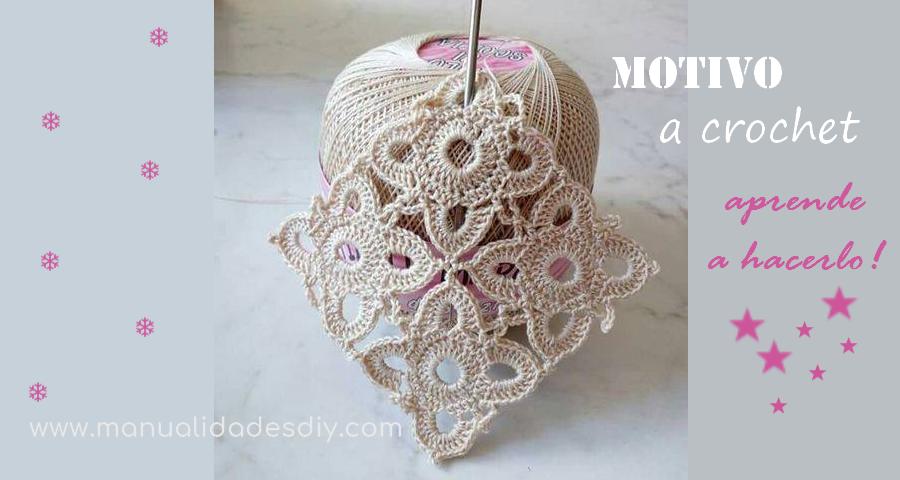 Cuadrado a crochet facil paso a paso y patrón ⋆ Manualidades Y ...