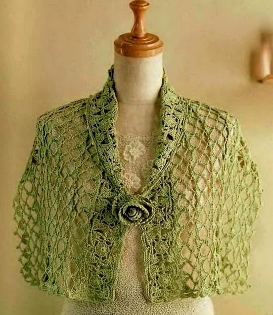 Capas a Crochet con Patrones Grátis ⋆ Manualidades Y ...