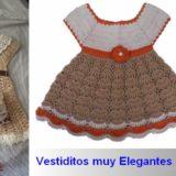 vestiditos muy elegantes con patrones