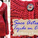saco artesanal crochet