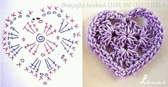 crochet hearts (12)