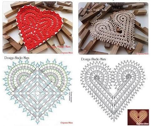 crochet hearts (23)