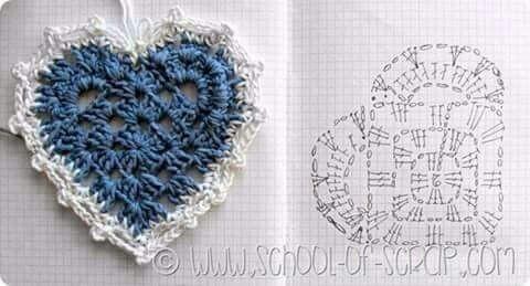 crochet hearts (24)