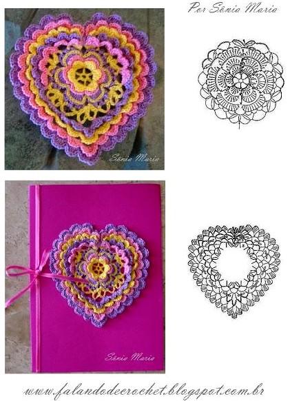 hearts crochet (4)