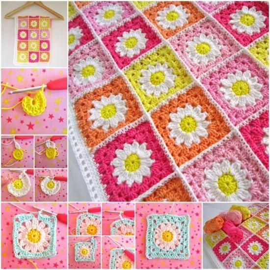 Crochet-Daisy-Blanket--550x550