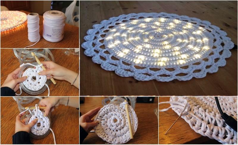DIY-Crochet-Illuminated-String-Light-Rug (1)