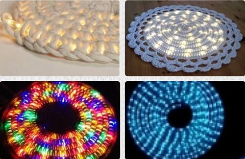 DIY-Crochet-Illuminated-String-Light-Rug (7)