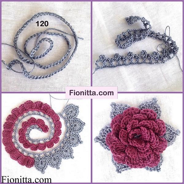 crochet flower pattern (17)