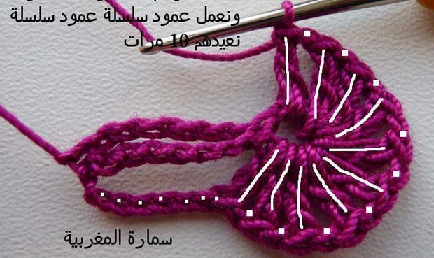 vestido en crochet (25)